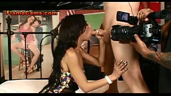 gets christina her friend milf by brunette nailed hot Cheating wife caught fucking her lover