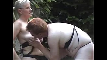 wife lesbian in sex Darryl hanah and morgane are both mature sexpots w