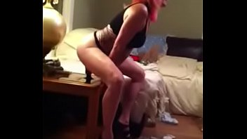 wife horny of front in exhibition cam Enculer anal sodomie mini jupe