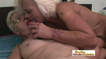 old grannies gagging Mom and 12years son