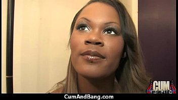 slut cum interracial slave Hot elegant black angel
