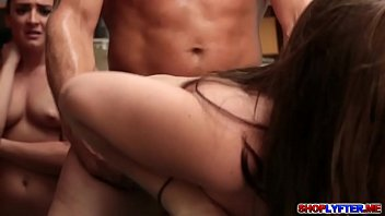 bang mom kush teen zoe Scarlettes ass got the fattest nut ever