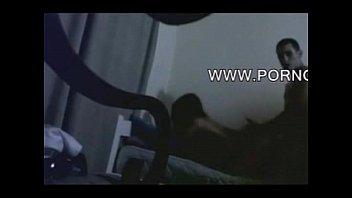 a filmando escondida camera cunhada Virigin sister in night