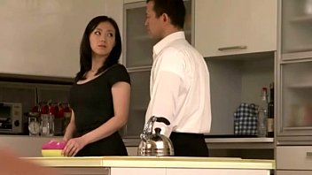 tied up housewife japanese Girl gets fucked wall playiing video games reality kings