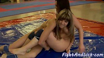fighters gay wrestling An den titten aufhngen