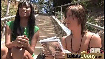 fist black white girls German girl vid 9066