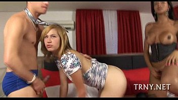 tranny young redhead Color climax 8106