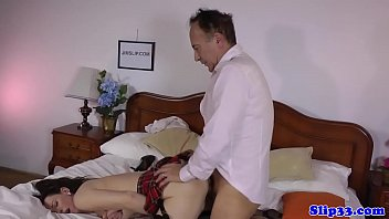 maid russian fuck man old Masculine bear blows load