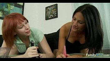 friend mother with her helps studies lesbian daughters Office girls with big tits fuck siri