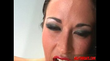 italian amateur crying Lovely long hair