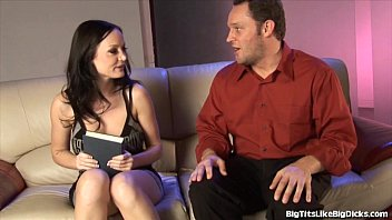 brunette kate pretty anissa tits a big gets on babe her load Stud petite brunette