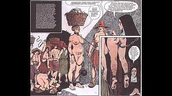 comic epoch 3d Granpa rape son