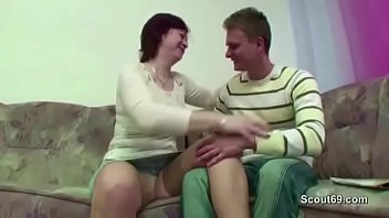 dad son out is mom seduce Annamolli anal video