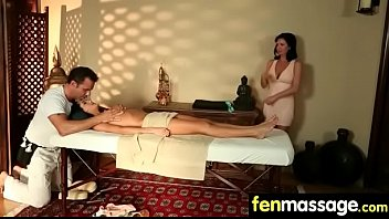 in room husband cheat other while Femdom blackmail joi