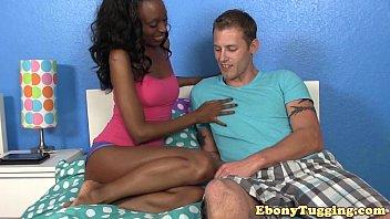 bbc gangbang bi girl white to watching do forced slave wit boy Mi novia pidiendo que ya se la meta