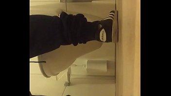 asan public toilet forced Strap on hypno man