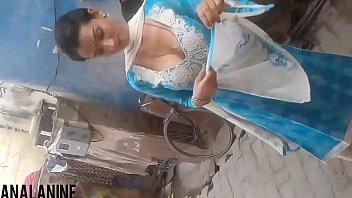 boobs sleping brother alone home bhabhi in waching Big cum load in pussy impragnate her
