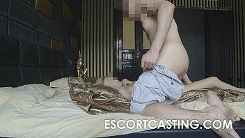 casting anal woodman russian Lecken pussy domina