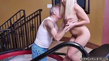 girl mom together and by old young fucke dad Maid dress tease
