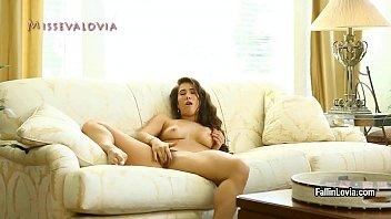 on masturbating sniffing and panties Barbi eon skype