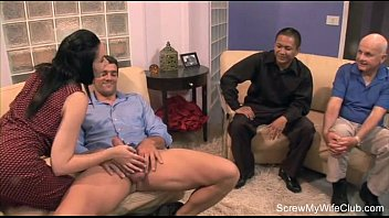 mmf wife dp threesome brunette amateur Jenifer lopes en video porno