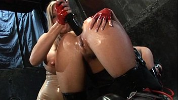 scene scarlet women harmony 4 A hard fuck and anal while tied up