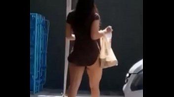 skirt gy mini asian Strip tease thong