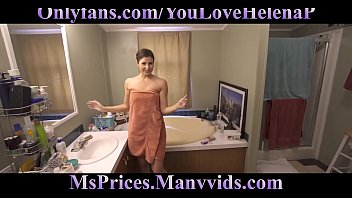 mom son paid real Latina hangs her tits in front of plumber what s next