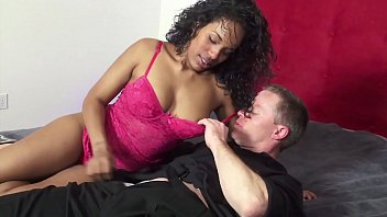 indian lovers creampie wife makes talking guy eat her dirty cheating Tricked my wife in to bet and we had a threesome