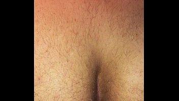 plug strap butt on Anal casero home