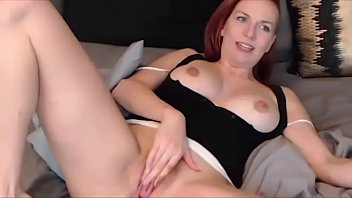 sucks pool red head by Joi mommy afton