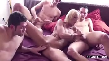 daughter by and son molested mother Strip tease in the sky part two