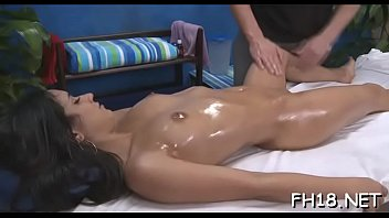 after deep gagging massage therapist facialized babe Kerian kema latests