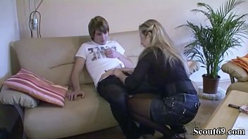 duater step sex Amateur husband watching and filming his mature ass fucking in black stockings