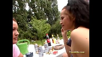 surprise chubby wife threesone Japanese rocket tv and