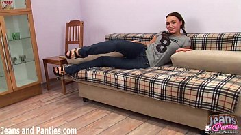 russian tight girl jeans Tasting analysis beads