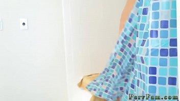 video blond in booty milf interracial Ebony stockings wet orgasms