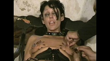 horror bdsm roasting comic insane painful Gina gerson forche