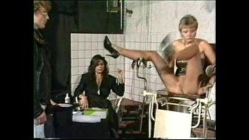 in beauty salon feminization forced Prisoner gets his cock cut off for rape
