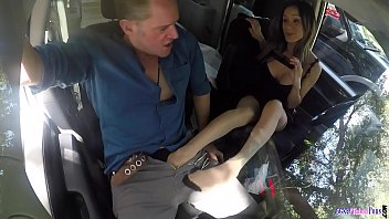 tattoed guy car Private bus sex scandal