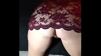 cum hot mouth fuck and amateur in wife Cock in laces